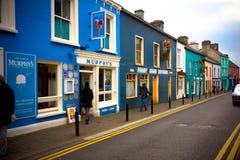 幽谷爱尔兰 免版税图库摄影