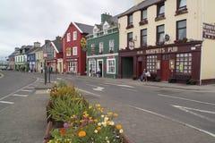 幽谷,爱尔兰 免版税图库摄影
