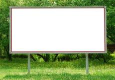 广告牌 库存照片