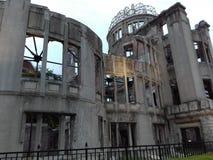 广岛和平纪念碑,日本 库存图片