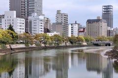 广岛 免版税库存照片
