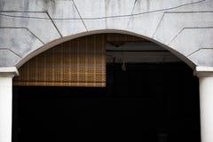 广州拱廊街道 免版税库存照片