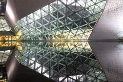 广州歌剧 免版税库存照片