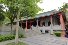 广州xianxian salaf清真寺 库存照片