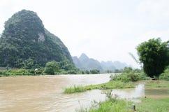 广西,省,中国 库存照片