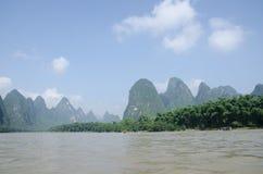 广西,省,中国 免版税库存图片