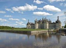 庄严城堡的国王 免版税图库摄影