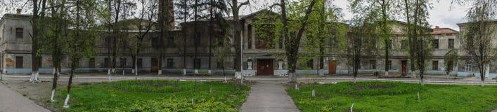 庄园州长彼得萨布罗夫,哈尔科夫,乌克兰 库存图片