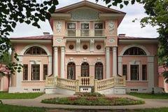 庄园Brjanchaninovyh,俄国 免版税图库摄影