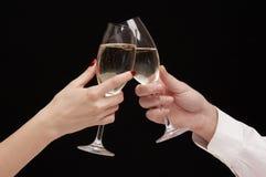 庆祝人妇女 免版税库存照片