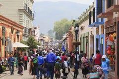 庆祝圣洁墨西哥星期 免版税库存图片