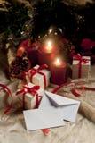 庆祝圣诞前夕新的s年 库存图片