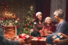 庆祝圣诞节的系列 免版税库存图片