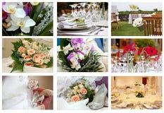 庆祝婚礼 图库摄影