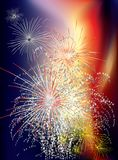 庆祝新年度 图库摄影