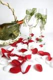 庆祝爱婚礼 免版税库存图片