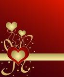 庆祝爱 向量例证