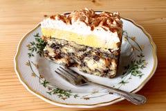 庆祝的蛋糕 免版税库存图片