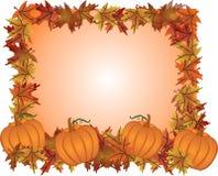 庆祝秋天例证 库存图片