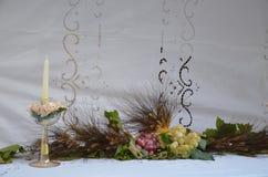 庆祝科珀斯克里斯蒂(身体基督)亦称语科库Domini宴餐  免版税图库摄影