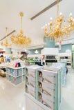 床垫、枕头和毯子待售,泰国模范购物中心, Ba 库存照片