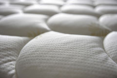 床垫表面 免版税库存照片