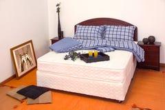床垫 库存照片