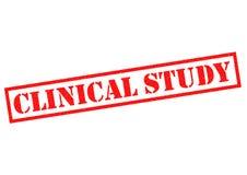 临床研究 库存例证