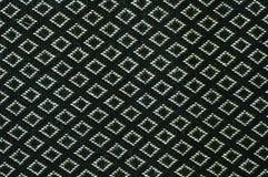 床罩纹理 免版税库存图片