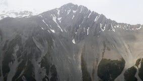 库克山在夏天 免版税库存图片