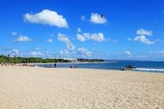 库塔海滩-巴厘岛002 库存照片