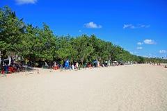 库塔海滩-巴厘岛005 图库摄影
