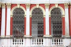 库奇Behar宫殿,也称胜者周年纪念宫殿 免版税库存照片