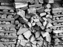 库存木头 免版税库存照片