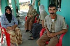 库尔德人在迪亚巴克尔 免版税库存图片