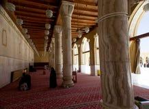 库法清真寺 图库摄影