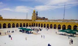 库法清真寺 库存图片