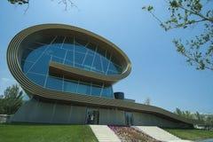 巴库阿塞拜疆地毯博物馆 免版税库存照片