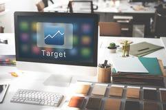 应用营业通讯图表概念 免版税图库摄影