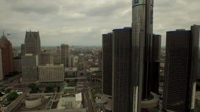 底特律天线 股票视频