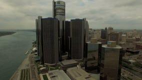 底特律天线 股票录像