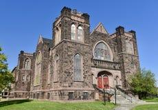 底特律教会 库存照片