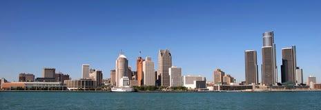 底特律 库存图片