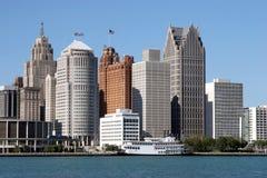 底特律 免版税图库摄影