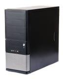 底盘现代个人计算机 库存图片