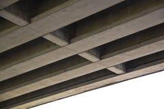 底部桥梁行业视图 库存图片