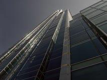 从底部的摩天大楼 免版税图库摄影