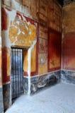 庞贝城废墟,意大利 库存图片