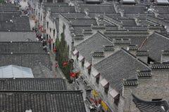废墟在镇江 免版税库存照片