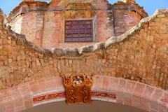 废墟的教会IV 库存图片